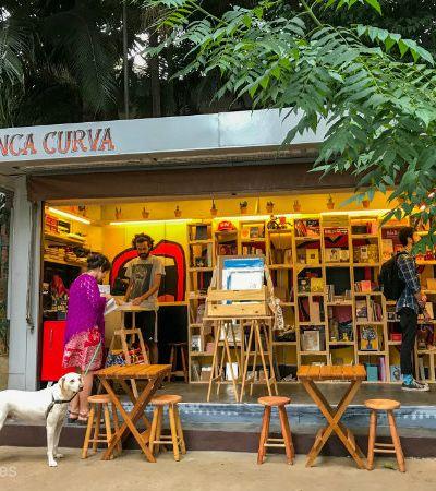 Banca Curva reúne publicações e trabalhos de artistas independentes em São Paulo
