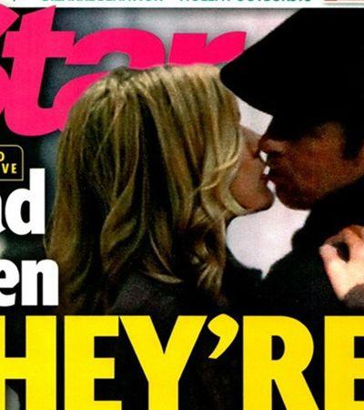 Brad Pitt e Jennifer Aniston juntos de novo? A Internet está em festa