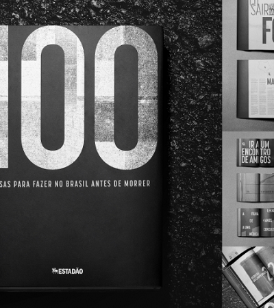 Livro compila 100 coisas que nós deveríamos fazer no Brasil