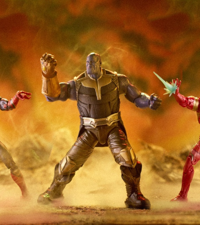 SP recebe exposição oficial de colecionáveis de 'Vingadores – Guerra Infinita'