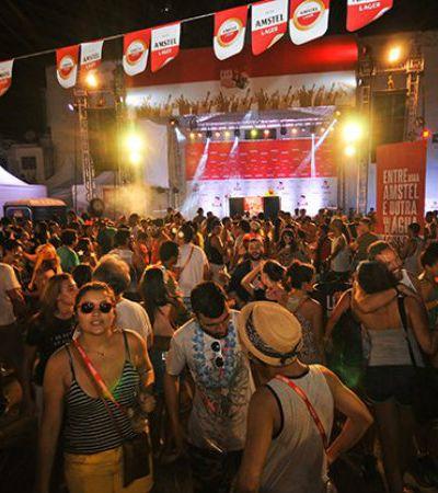 Casas dos Blocos oferecem música boa e cerveja gelada no Carnaval de SP