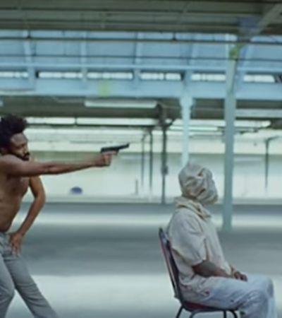Donald Glover escancara a violência racista com o clipe de 'This Is America'