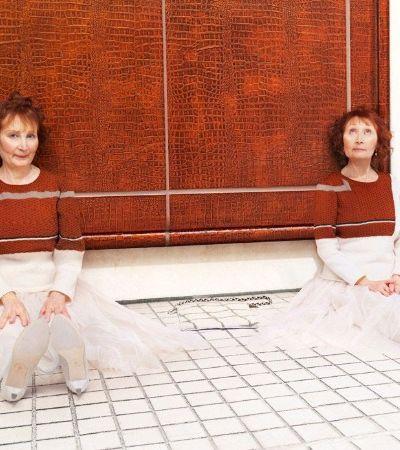 Fotógrafo clica pessoas camufladas por seus suéteres e o resultado não podia ser mais incrível