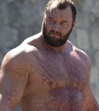 O Montanha, de 'Game Of Thrones', comprova que é realmente o homem mais forte do mundo
