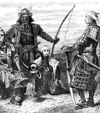 No século 16, escravo moçambicano se tornou o 1° samurai negro do Japão