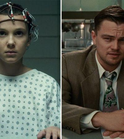 Millie Bobby Brown quer Leonardo DiCaprio como seu irmão perdido em Stranger Things