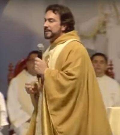 Padre Fábio de Melo faz ~piada~ com religião africana e internet rebate