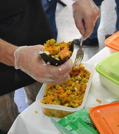'Galinha Viva' celebra gastronomia vegana em São Paulo