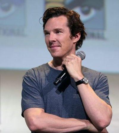 Benedict Cumberbatch vai negar filmes que paguem menos às mulheres