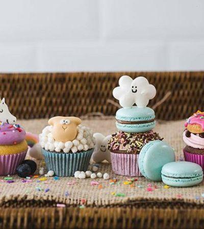 Cupcakes de unicórnio e donuts de pandas: essa é a Goodies, a confeitaria mais fofa de Curitiba