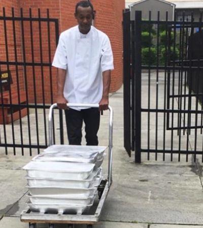 Aplicativo mapeia desperdício, evita o lixo e entrega comida para quem precisa