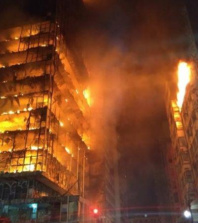 Fake news: MTST não cobrava aluguel em prédio ocupado que desabou