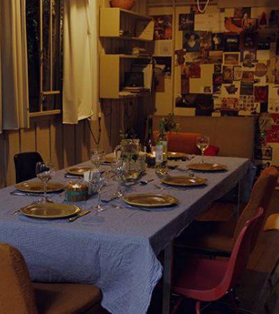 O dia em que fui para um jantar surpresa, onde todos os participantes eram desconhecidos