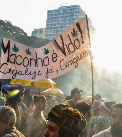 Marcha da Maconha: 10 anos de luta pela legalização e pelo fim da guerra àsdrogas
