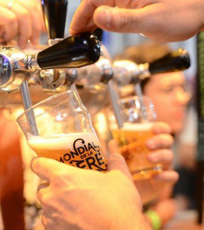Mondial de la Bière tem 80 cervejarias, 600 rótulos… E é tudo comandado por uma mulher