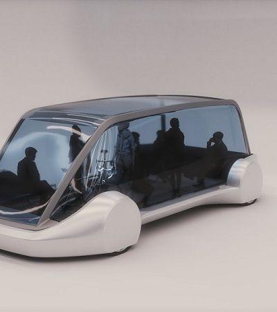 Elon Musk promete criar transporte em túneis a 240km/h por US$ 1 em Los Angeles