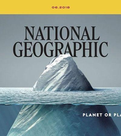 Todos aplaudem a capa da National Geographic, mas o conteúdo da revista é ainda mais forte