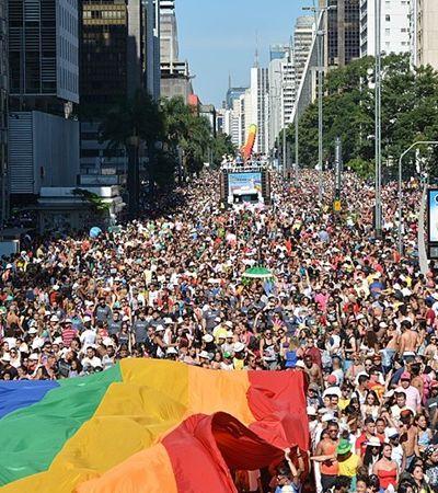 Em sua 22ª edição, Parada Gay mira inclusão para celebrar diversidade