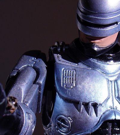 'RoboCop', é você? Já criaram viaturas da polícia capazes de reconhecer rostos