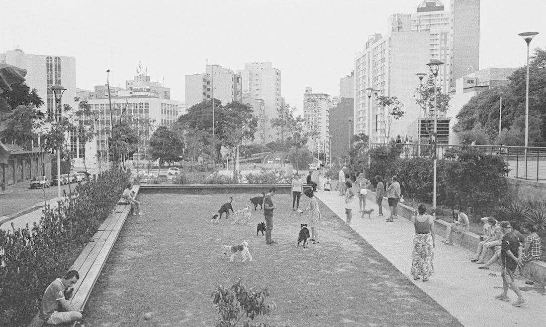 Exposição traz fotos da região da Luz, em São Paulo