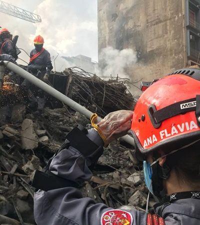 Como ajudar os desabrigados pelo prédio que desabou no Centro de SP