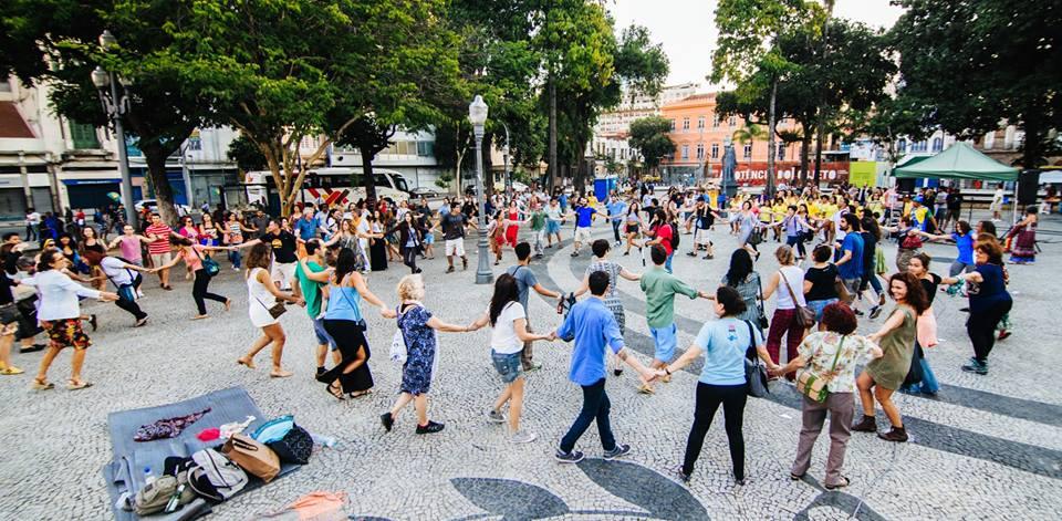 Tiradentes Cultural faz edição junina com brincadeiras e quitutes