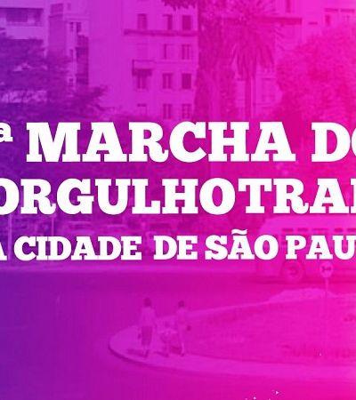 Primeira Marcha do Orgulho Trans acontece esta semana em São Paulo