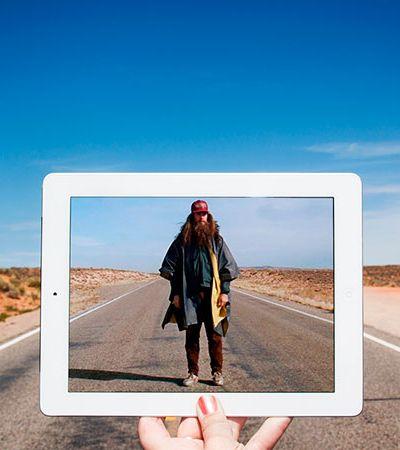 Dupla viaja o mundo visitando locações reais de filmes e séries que você ama