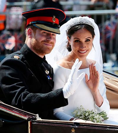Meghan e Harry devolverão R$ 35 milhões em presentes de casamento