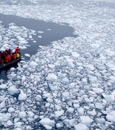 Aquecimento global: Antártida perdeu 2,7 trilhões de toneladas de gelo em 25 anos