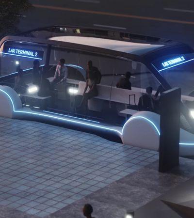 Elon Musk irá criar em Chicago a primeira linha subterrânea de alta velocidade