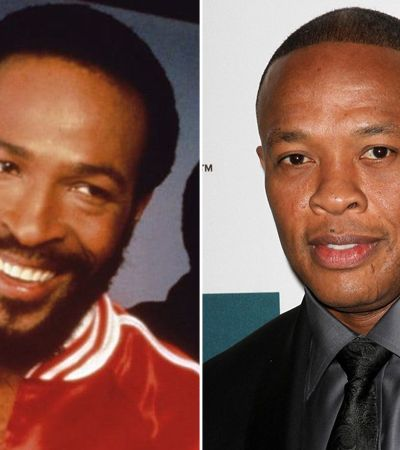 Dr. Dre está trabalhando em filme biográfico sobre Marvin Gaye
