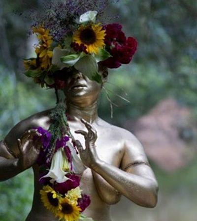 'Ibaré Lewá': ensaio fotográfico retrata amizade bonita entre Orixá e natureza