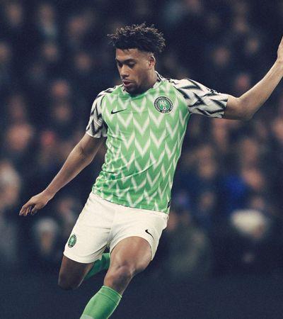 Camisa da Nigéria vira hit, vende mais de 3 milhões e já bate 'poderosos' europeus