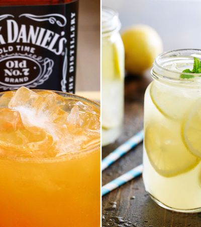 Lynchburg Lemonade e MaracuJack são a pedida certa para acompanhar o seu churrasco