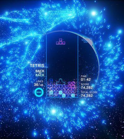 Tetris ganha versão 'psicodélica' e repaginada para Playstation
