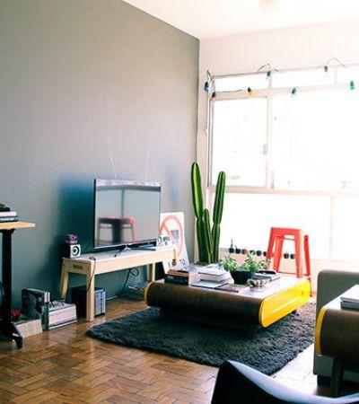 Minha Casa é Hype #21: a dupla de amigos que fez do seu apê um estúdio criativo
