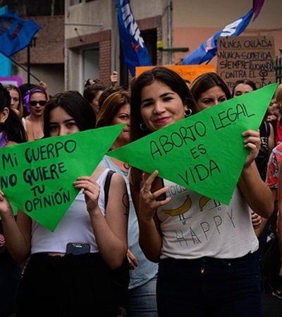 Argentina aprova aborto na câmara em votação histórica