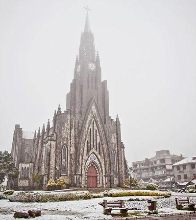 Saiba onde procurar neve no inverno brasileiro