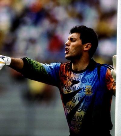'Eu não tenho AIDS!': O goleiro argentino que superou as fake news para brilhar na Copa