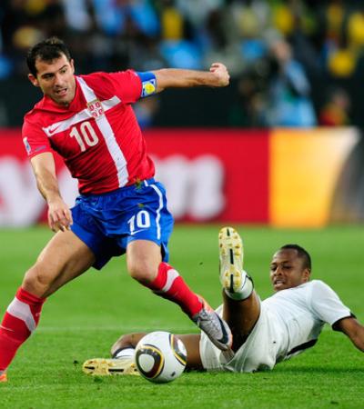 Três Copas, três seleções: O meia Dejan Stankovic é o resumo da dissolução da Iugoslávia