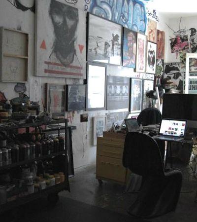 Minha Casa é Hype #27: o apê que é  galeria, ateliê e estúdio de tattoo