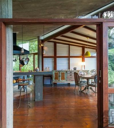 Minha Casa é Hype #26:   o lar dessa arquiteta especializada  em casas contêineres é 'um sonho'
