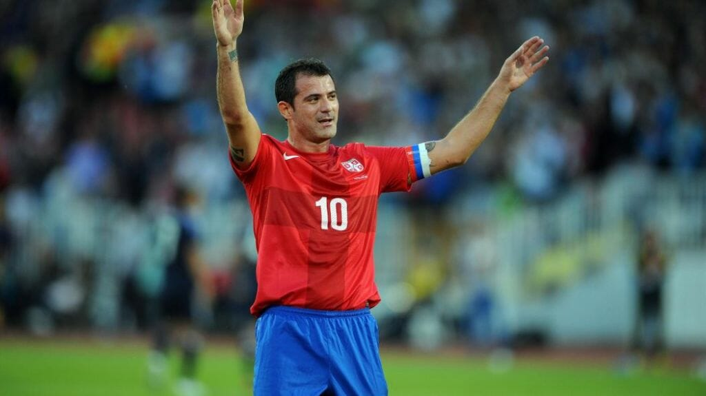 Capitão da Sérvia