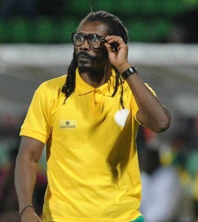 Único técnico negro na Copa, senegalês Aliou Cissé pede mais chances aos treinadores africanos