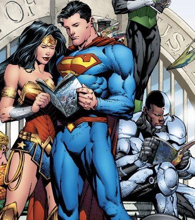 DC lança plataforma de streaming própria com filmes, animações, quadrinhos e mais