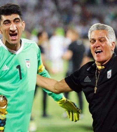Goleiro do Irã dormiu na rua pelo sonho de jogar futebol. Agora é destaque da seleção na Copa