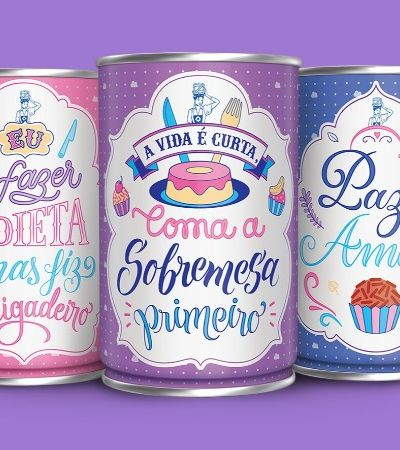 Leite Moça lança edição limitada de latas colecionáveis para reutilização