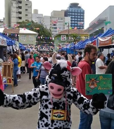 SP terá festa junina vegana pertinho do metrô em todos os fins de semana de junho