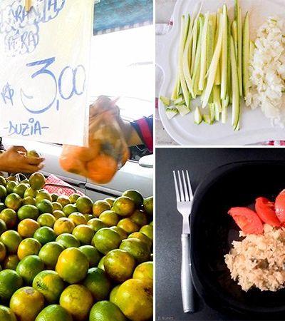 Desafio Hypeness: dá pra comer saudável gastando só R$ 50 por semana?